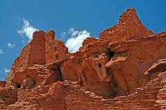 Wupatki Indian Ruins 4 (Nick Boren Photography (Gone)) Tags: arizona ruins indian northern wupatki onblue absolutelystunningscapes