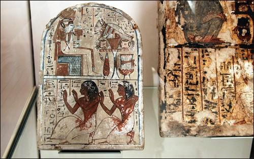 2008_0610_160853AA Egyptian Museum, Turin por Hans Ollermann.