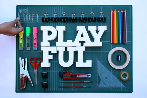 Play with tools / Pablo Alfieri
