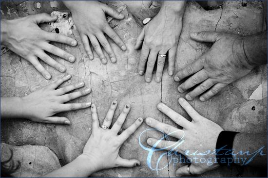 Ruberto Family Hands