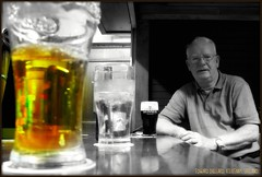 BLACK OR GOLD? (Edward Dullard Photography. Kilkenny, Ireland.) Tags: kilkenny ireland irish bar pub photographic eire guinness emeraldisle carlsberg irlanda craic ierland dullard irlandia sláinte edwarddullard canong9 societyedward