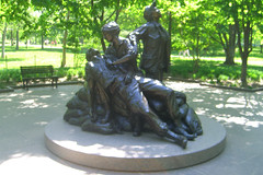 Vietnam Womens Memorial (Northwest Rectangle, District of Columbia, United States) Photo