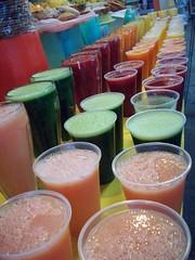 Jugos (Edith*Tequila y sal*{aztec girl}) Tags: mexico celaya guanajuato jugos elmercado jugosdefrutas