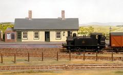 """Milton"" (Forest Pines) Tags: railroad train layout model railway milton holden ger p4 britishrailways lner 4mm finescale 060t j69 1883mm"