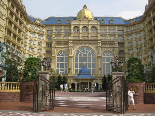 東京ディズニーランドホテル特典など