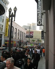 iPhone 3G Launch, SF Apple Store