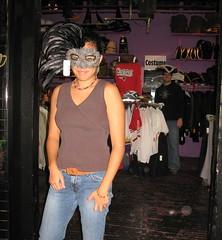 Masquerade Mask (AzyxA) Tags: chris xingu garmentdistrict masquerademask