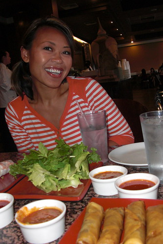 Daly at Pho Kim Long