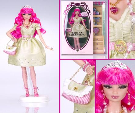 tarina doll collage