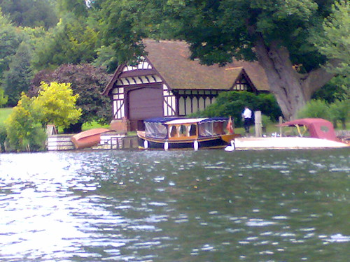 Cliveden Boathouse