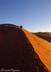 Sossusvlei - namibians dune (Grace Olsson Fotograf(Im abroad)) Tags: africa dunes namibia supershot abigfave platinumphoto theunforgettablepictures goldstaraward grouptripod