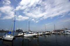 Fells Point (Arvin Jay) Tags: marina baltimore canon1022mm