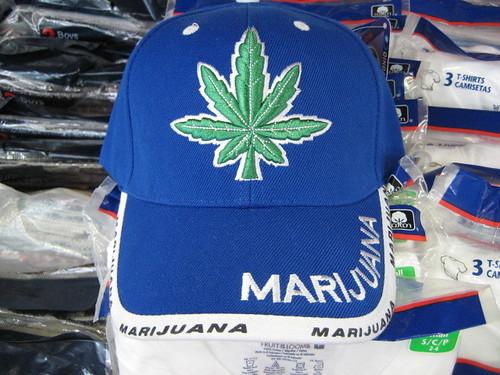 Marijuana Hat