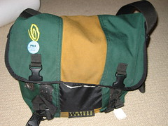 Those Timbuk2 people dont lie when they say their bags last forever.