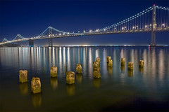 San Francisco Bay Bridge (Stephen Oachs (ApertureAcademy.com)) Tags: sanfrancisco bridge fab piers baybridge pilings supershot aplusphoto theunforgettablepictures stephenoachs stephenoachscom baybridgepilings baybridgepiers