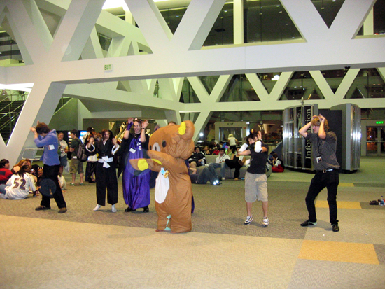 Bear Dance (Click to enlarge)