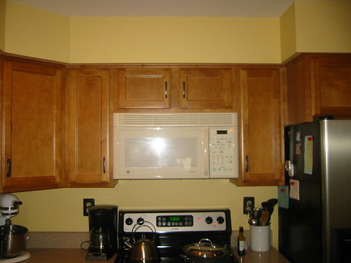 Benjamin Moore Paint Kitchen Cabinets