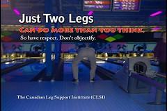 Leg Ad