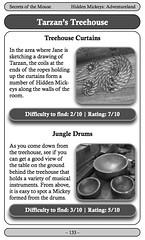 Hidden Mickeys Page Sample