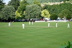 Jogo de Críquete / Match of Cricket
