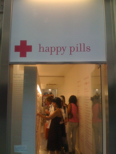 Happy Pills - Entrada