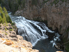 Yellowstone Park (Pressbound) Tags: yellowstonepark adventurebus