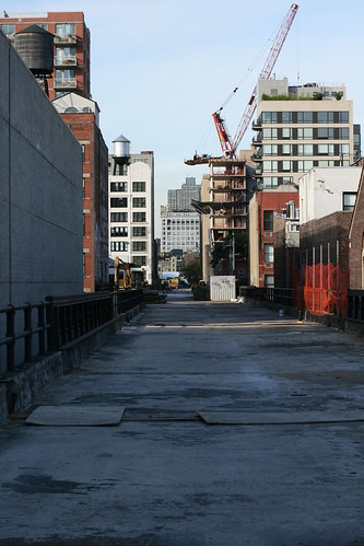 View north of Highline