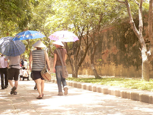 Umbrellas and Non Las