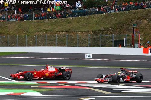 [運動] 2008年F1比利時站:這就是F1的本質 (5)