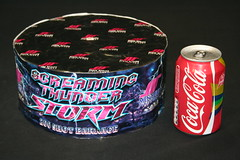EpicFireworks- Screaming Thunder Storm - with a hint of scream (EpicFireworks) Tags: fireworks cocacola pyro epic barrage cokecan epicfireworks menshun screamingthunderstorm
