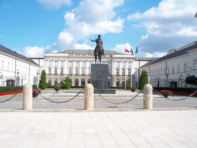 Warsaw - Cool Statue II