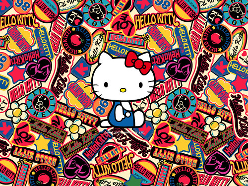 Kuromi Sanrio Wallpaper