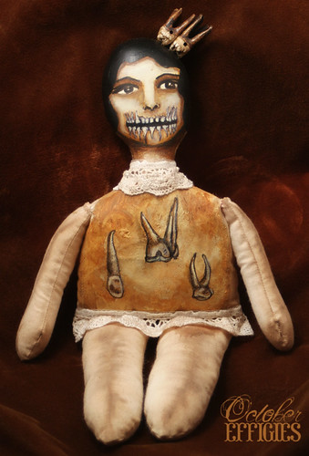 Tooth Fairy Doll #4