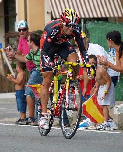 Alejandro Valverde par Javier Segovia
