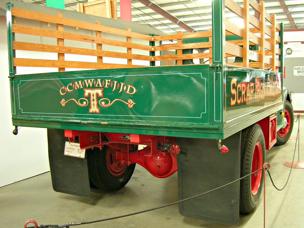 1948 Mack Truck : The world s best photos of and mack flickr hive mind