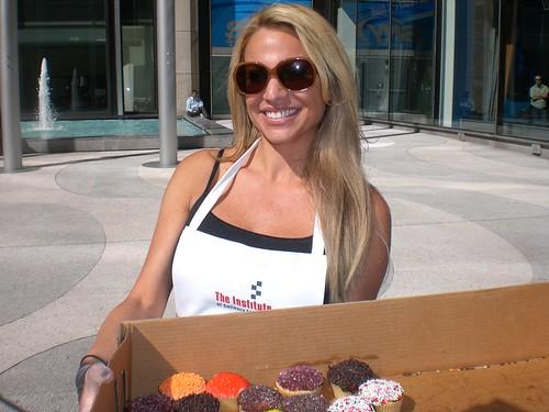 Celebrity Apprentice Cupcakes