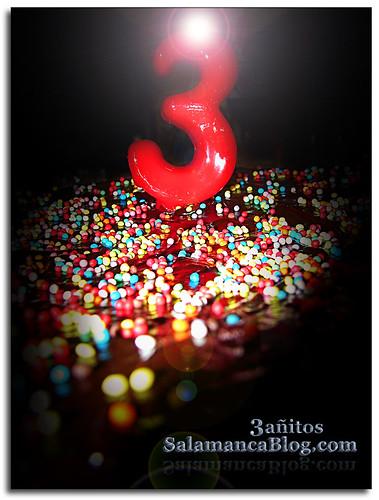 3 años de Salamanca Blog