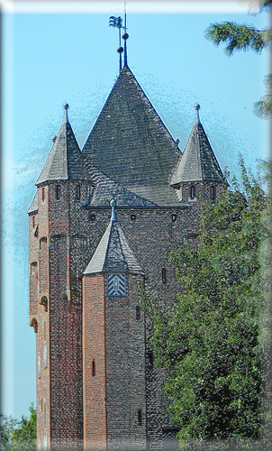 The Xanten tower