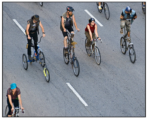 Critical Mass July
