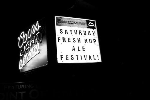 Yakima Fresh Hop Ale Festival