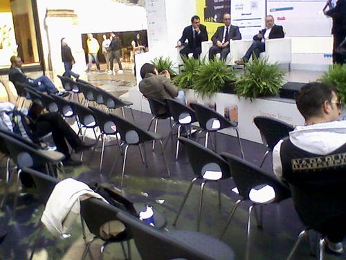 Codice Internet - Milano, Galleria, 10 ottobre 2008 III