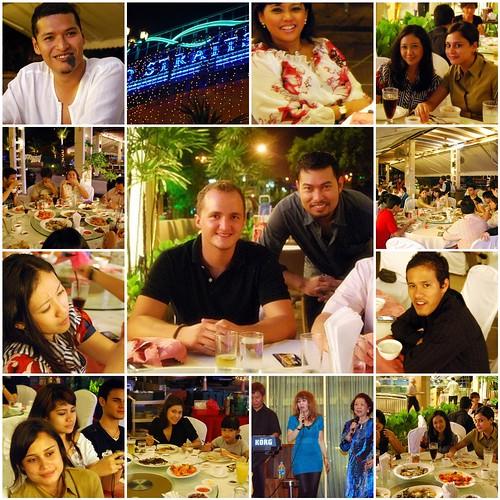 Dinner In Johor Bahru
