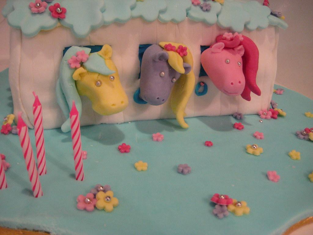 Ponys In The Stable Cupcake Princess Tags Cupcakes Princes