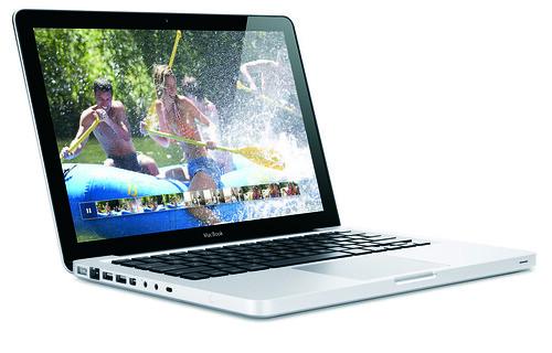 全新 Macbook,採用 Brick 一體化金屬機殼,感覺更「高貴」。