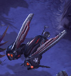 Starcraft 2 Terran Night Hawk
