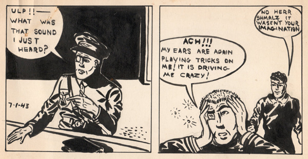 34-2 Comic Strip 1943