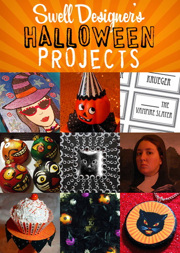 Swell Designer's Halloween Projects