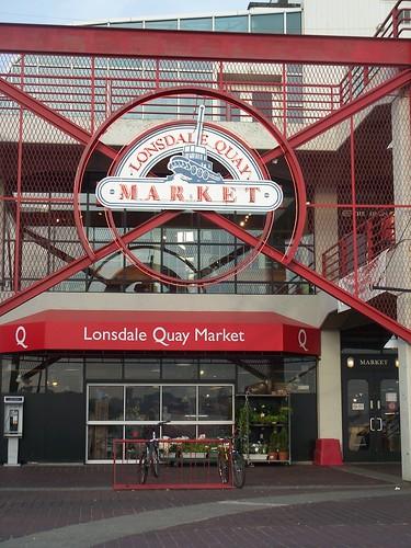 Lonsdale Quay Market, North Vancouver