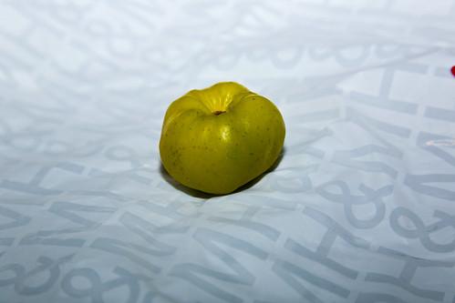 Mystery Fruit.
