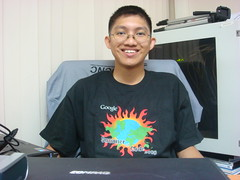 Google Summer of Code 2008 T-Shirt